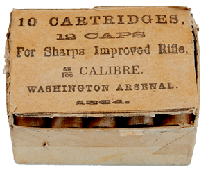 1864-washington-arsenal-package-for-sharps-rifle-ammo