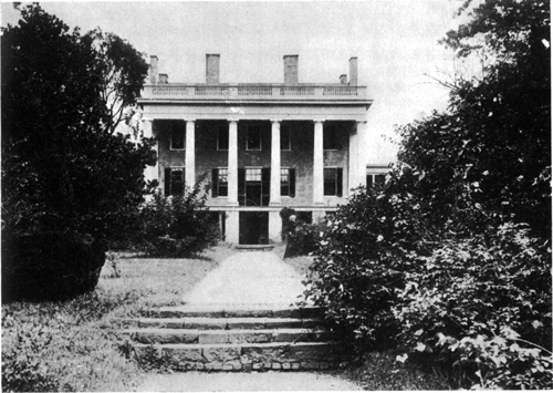 Van Lew Mansion