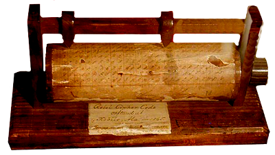 Confederate Cipher