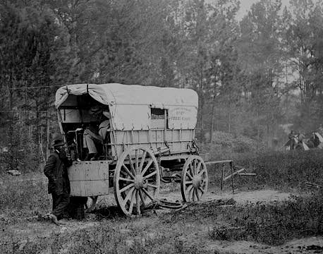Military-Telegraph-battery-wagon-Army-of-the-Potomac-headquarters-Petersburg-Va
