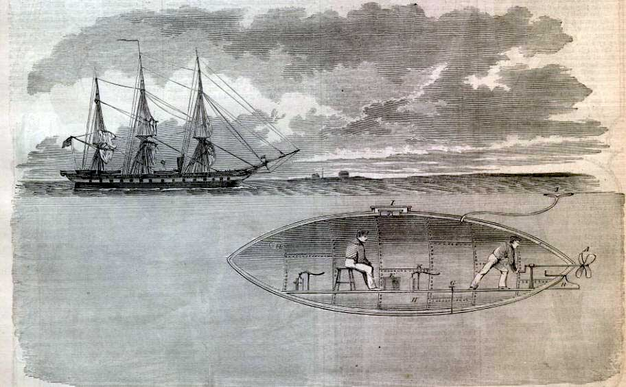 civil-war-submarine