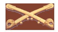 calvary insignia