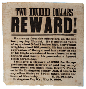 Reward $200 Duley