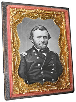 portrait of General Grant