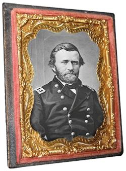 portrait of General Grant