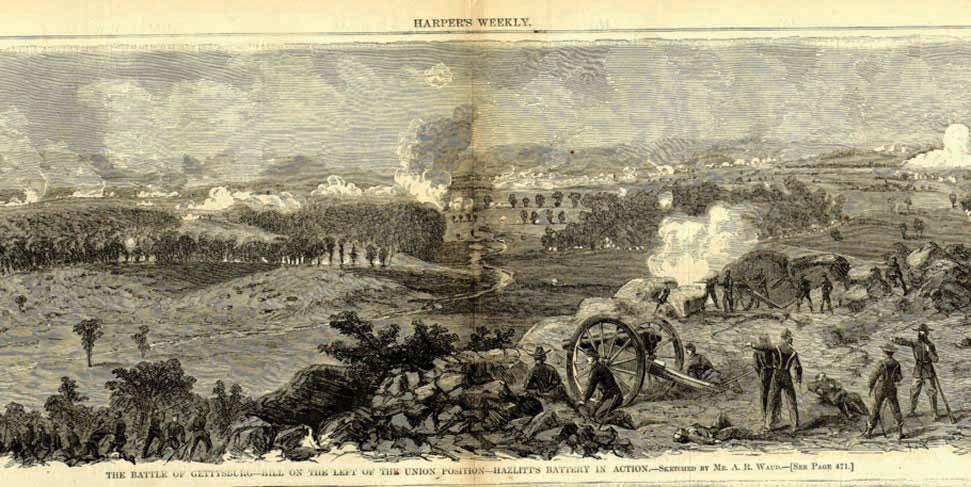 battle essay gettysburg