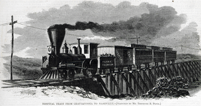 hospital-train-from-chattanooga-to-nashville-harpers-weekly-Feb-27-1864