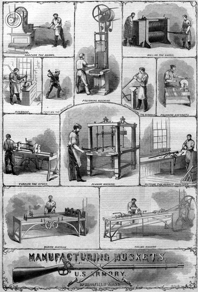 manufactuiring-muskets-harpers-weekly