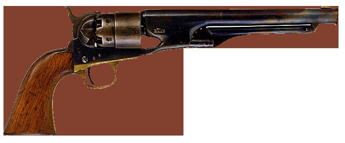 Model 1861 Colt Navy Revolver