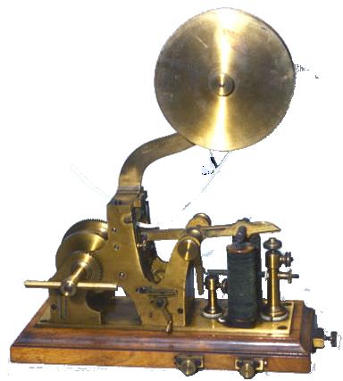 morse-telegraph-receiver