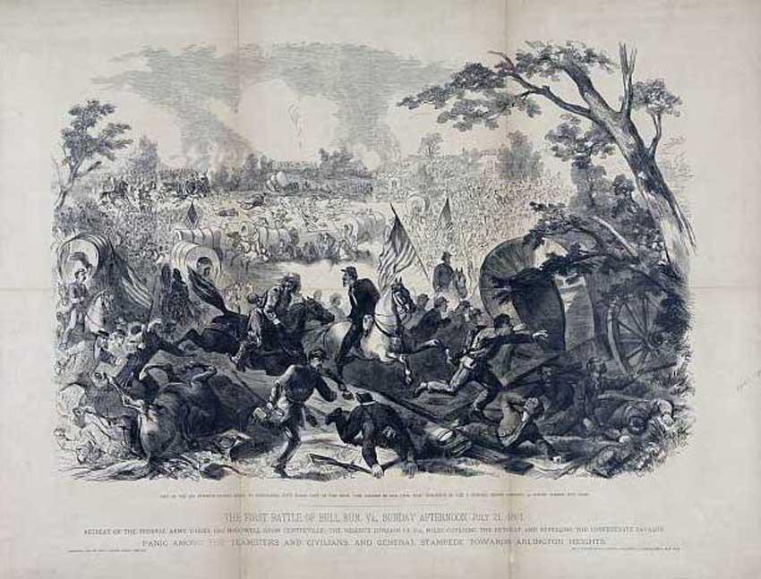 print-illustrating-the-first-battle-of-bull-run