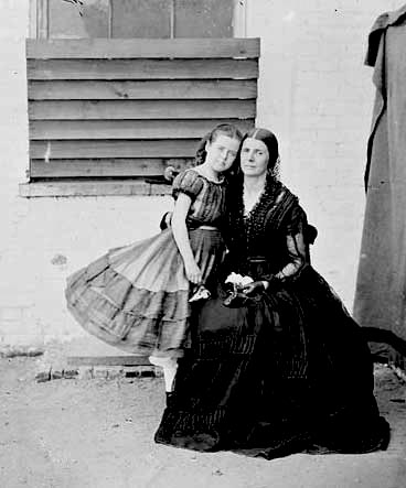 Rose O'Neal Greenhow and daughter