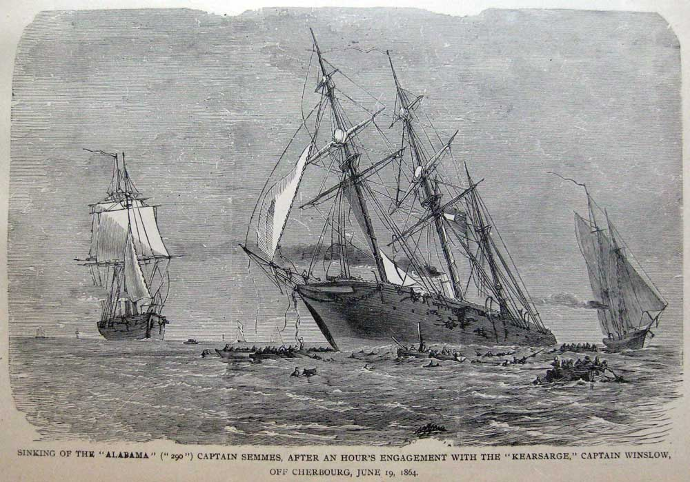 sinking-of-the-alabama-kearsarge-battle-off-cherbourg-1895