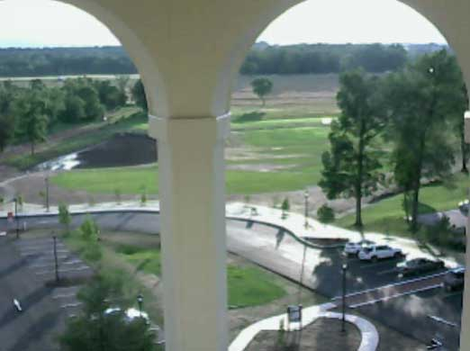 view from Lutheran Seminery cupola