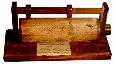 Confederate Cipher