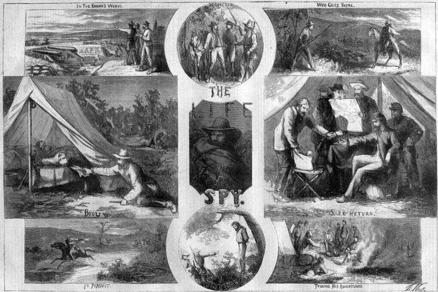 life-of-a-spy-24oct1863-harpers-weekly-by-thomas-nast