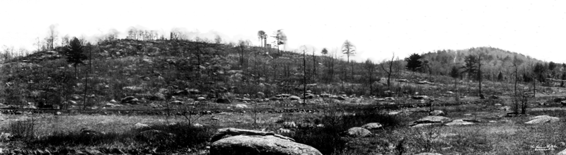 Little Round Top after the battle
