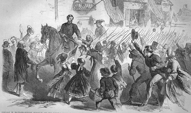 mcclellan-frederick-maryland-1862-before-battle-of-antietam-frank-leslies-illustrated-newspaper